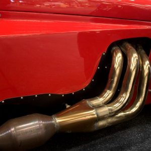 Front pipes Exhaust Duratec