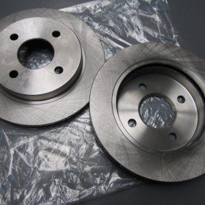 Brake disc rear vented Sierra fitment(Pair)