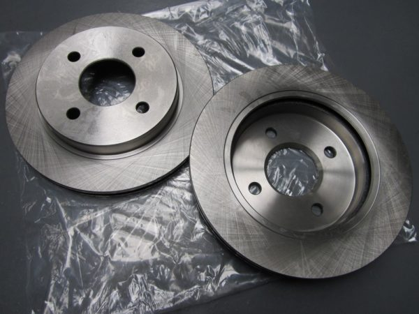 Brake disc rear vented Sierra fitment(Pair)
