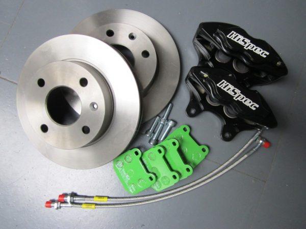 Brake upgrade pic Tiger Super six