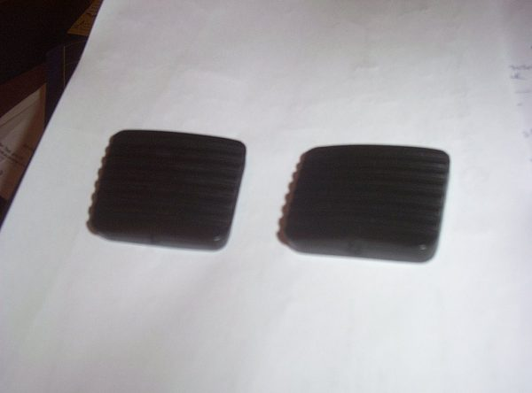 Pedal rubber