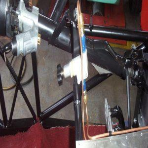 Valve for adjusting brake balance
