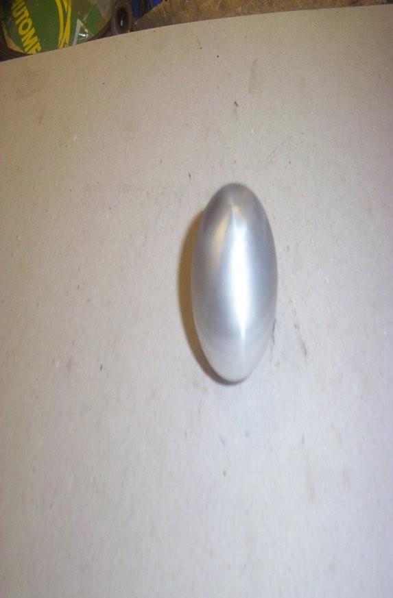 Knob alloy large