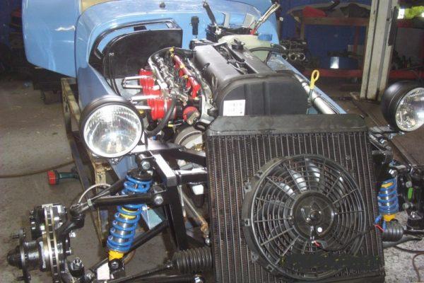 Tiger Avon Full kit