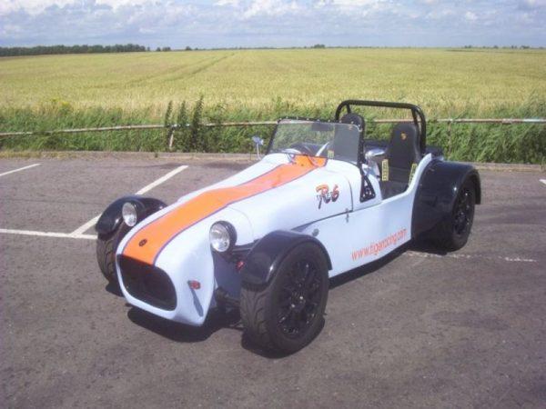 Tiger R6/10 Zetec Full kit
