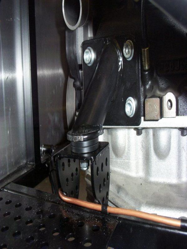 Mount engine ERA