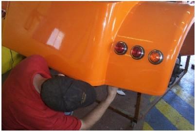 Body tub Avon Mk2