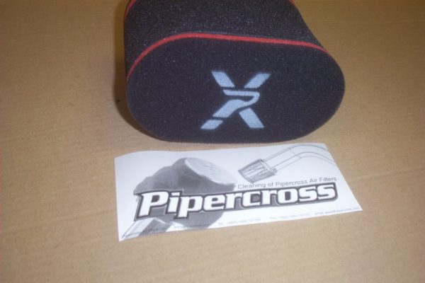 Air cleaner pipercross (twin)