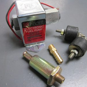 Fuel pump carb