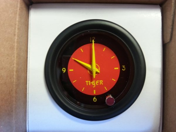 Clock Tiger