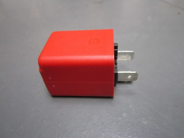 Flasher relay for LED lamps