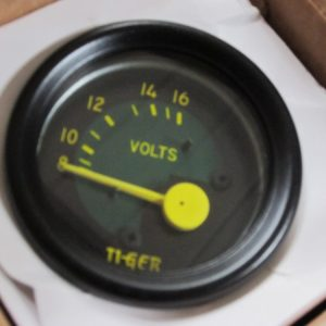 Volt gauge tiger