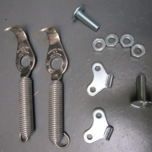 Bonnet springs