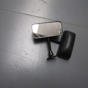 Mirror Black Interior convex