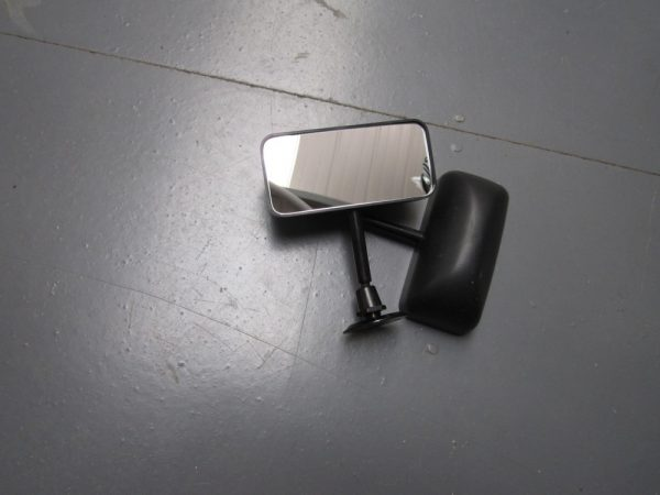 Mirror Black Interior convex