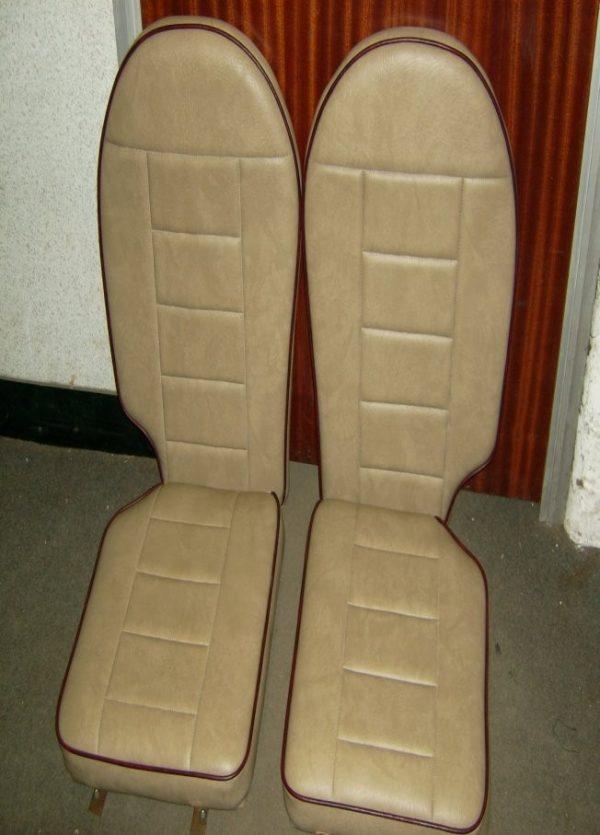 Pad seats Standard