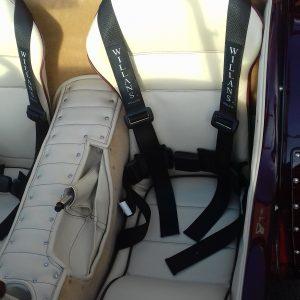 Tiger Ranger Seat