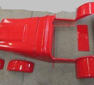 Tiger Avon Complete Bodywork