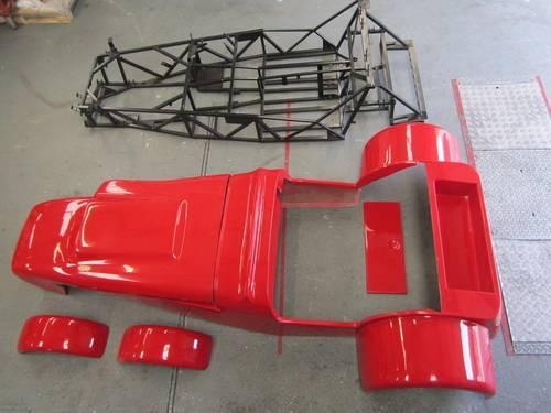Avon Chassis Body Pack