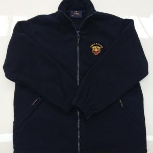 Tiger Fleece Navy Blue