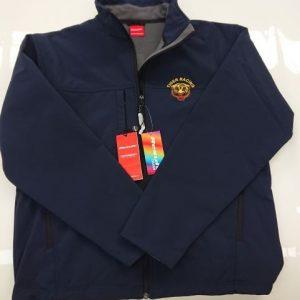 Tiger Softshell Jacket Navy