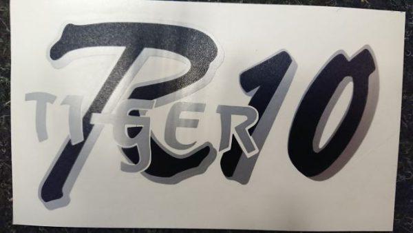 R10 Sticker small