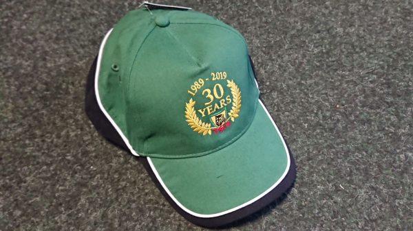 Baseball cap 30 Year